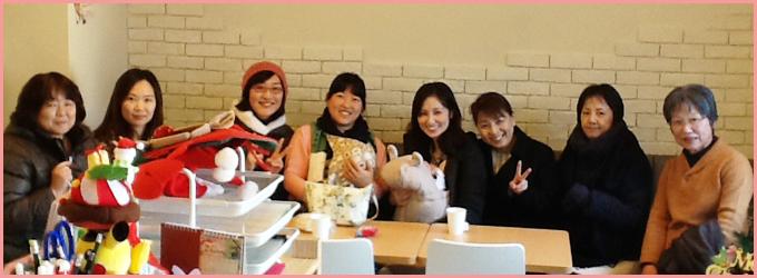 2014年12月の日韓主婦サロン