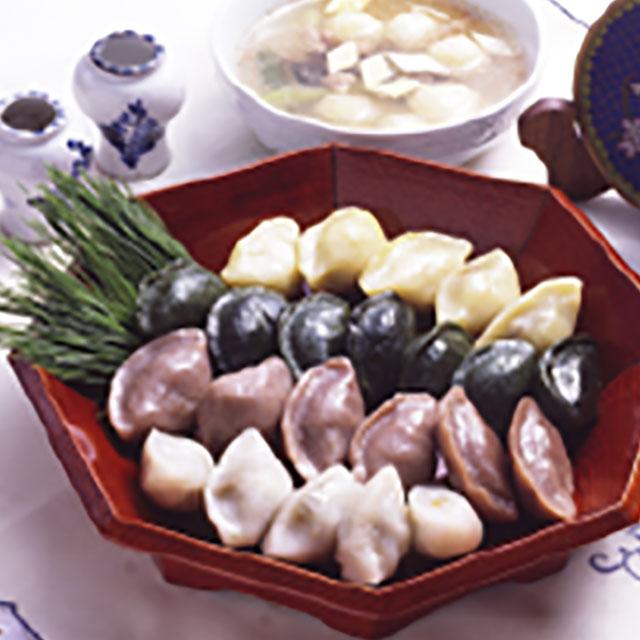 떡(トク、餅)