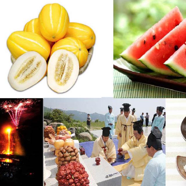 韓国の夏の節気
