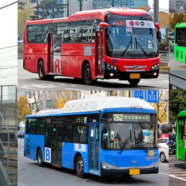 韓国の交通①一番よく利用する地下鉄とバス