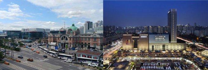 韓国の交通②主要鉄道駅とバスターミナル