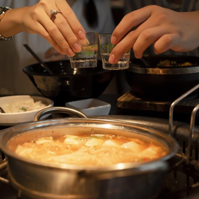 知っておきたい韓国の食事とお酒のマナー