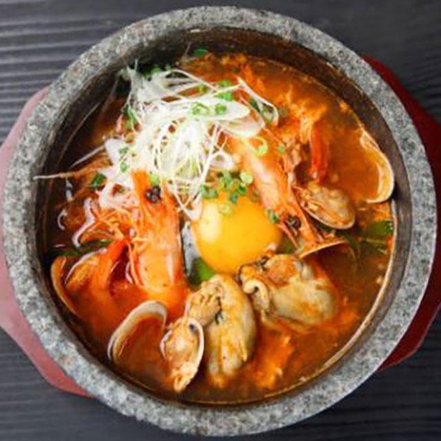 簡単に真似できる韓国料理