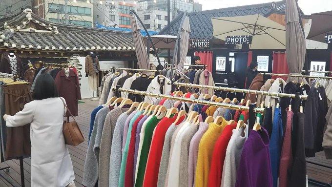 【ソウルの人気観光スポット】心くすぐられる街 익선동(益善洞、イクソンドン)