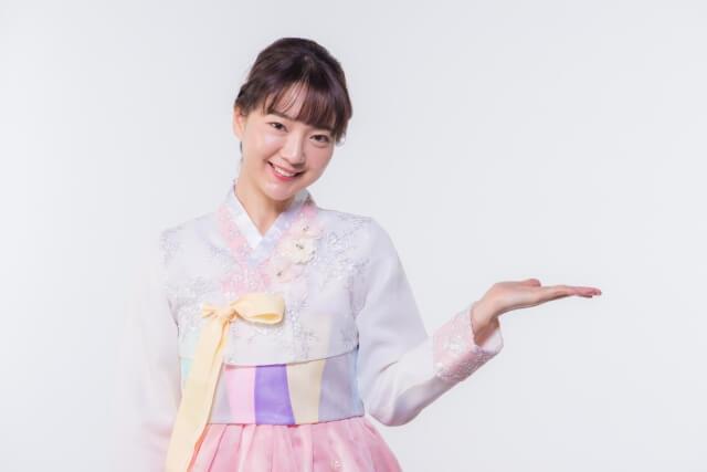 韓国の伝統的な衣装「韓服」とは?どんなときに着るの?