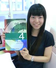 韓国語スクール,学生,インタビュー,韓国語,勉強,新宿,新大久保